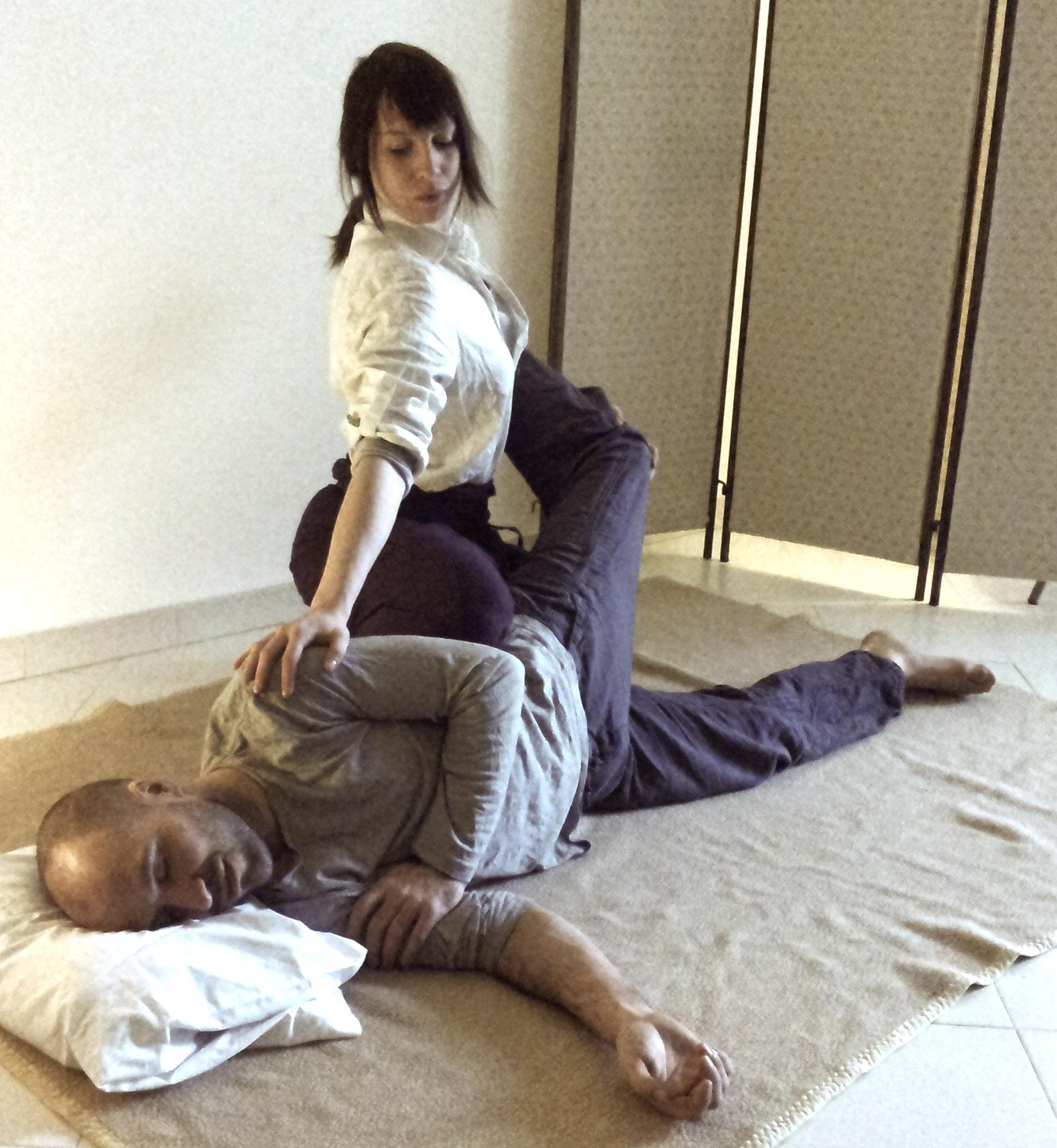 Thai Massage Marielle kleyn Winkel