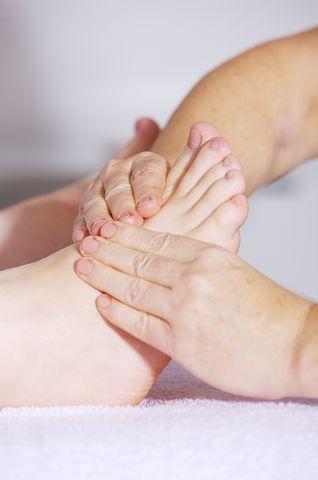 voetreflexologie